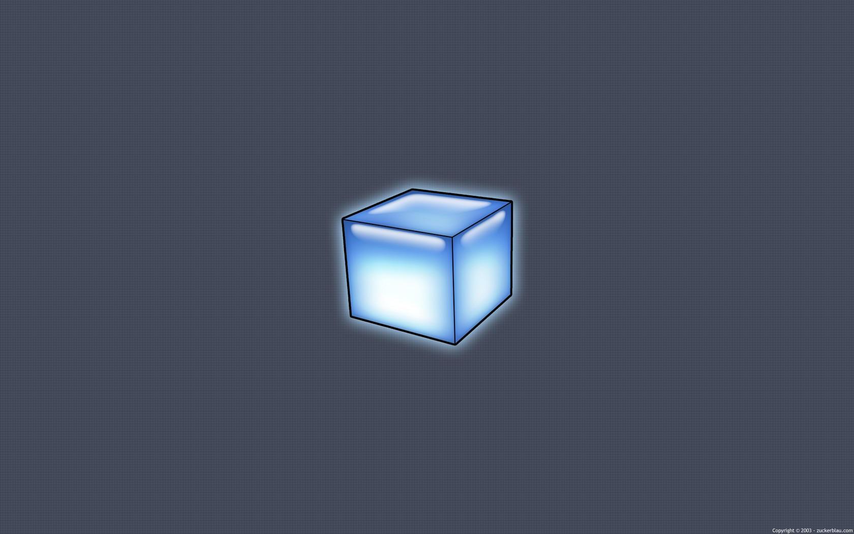 Cube Widescreen by zuckerblau