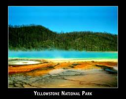 Yellowstone National Park by zuckerblau