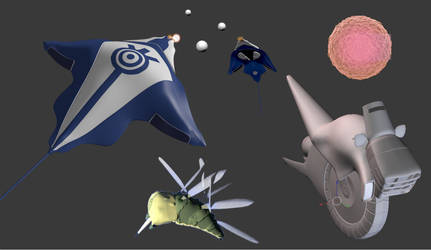 Projet Lyoko 5 3D