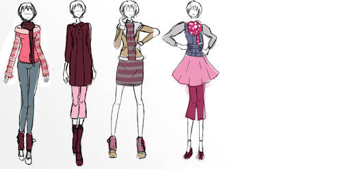 Aelita Fashion Colored by WordenHood