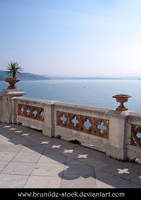 Miramare's Castle - Balcony 5 by brunilde-stock