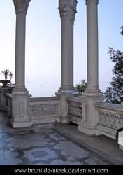 Miramare's Castle - Balcony 8 by brunilde-stock