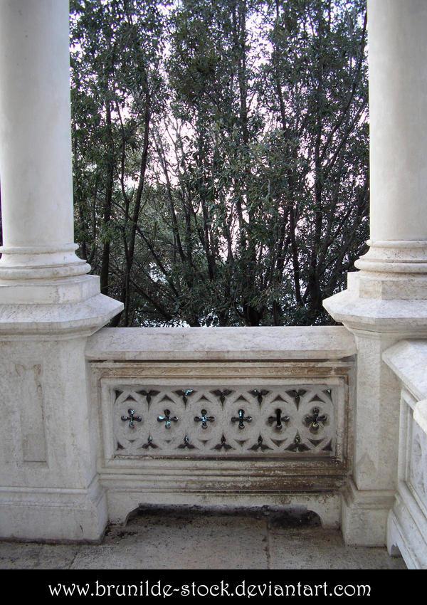 Miramare's Castle - Balcony16