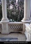 Miramare's Castle - Balcony17