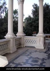 Miramare's Castle - Balcony26 by brunilde-stock