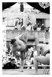 _sumo stomp by bule
