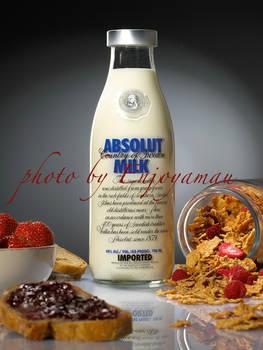 absolut milk