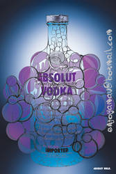 absolut buble by enjoyamau