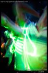 abstract disco