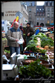 the chef on market