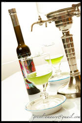 absinthe Duplais by enjoyamau