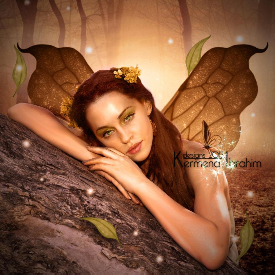 Falling Leaves by Kermena-Designs