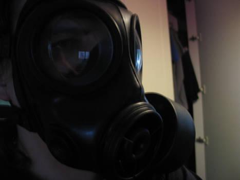 Me and My British AVON S10 Respirator