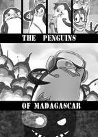 The penguins of Madagascar by ishaped
