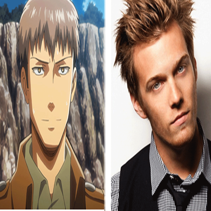 Attack On Titan Live Action Movie Cast : Jean By