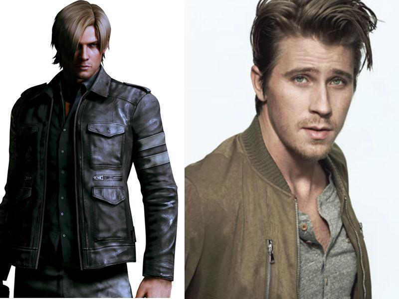 Resident Evil Live Action Movie Cast Leon By Animeotaku201 On Deviantart