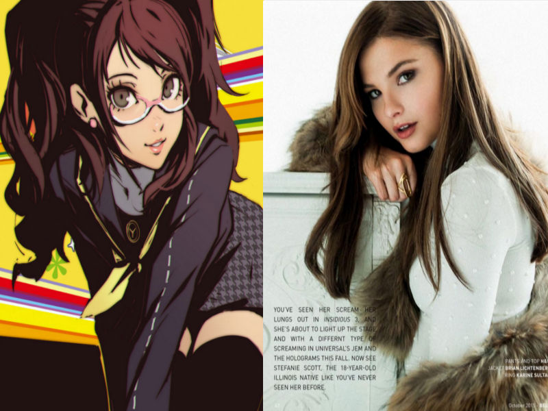 persona 4 live action movie cast : rise by animeotaku201 on DeviantArt