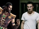 mortal kombat fancast : Young Shang Tsung