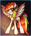 Rainbow Dash - Loyalty