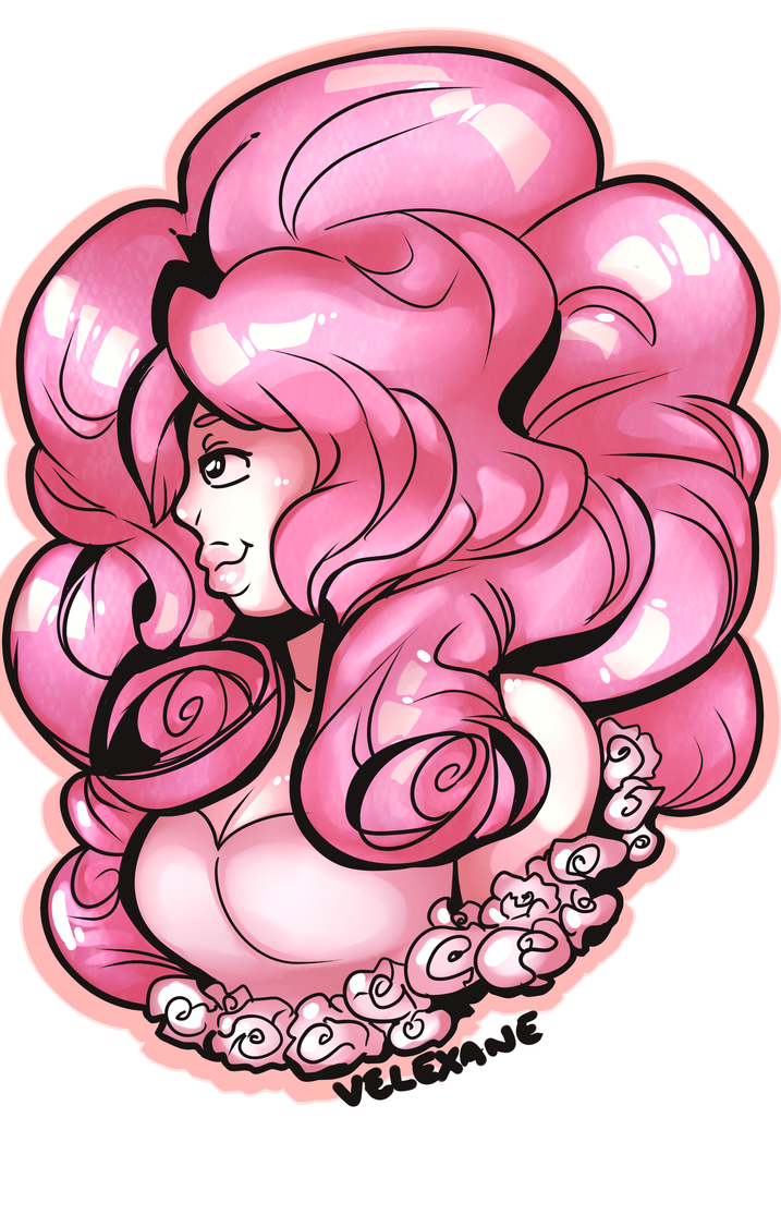 Rose Quartz by Velexane