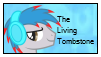 LivingTombstone stamp - MLP by CreateDisney