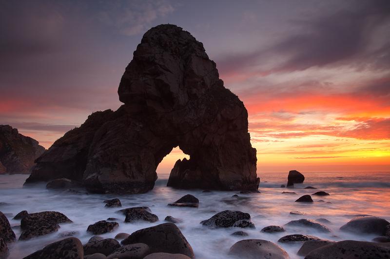 Ocean Gate by PauloALopes