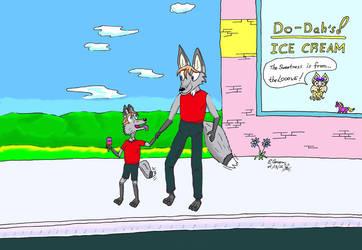Ice Cream for Ferric! by Iron-Ed