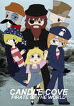 CANDLE COVE: Pirate of the world