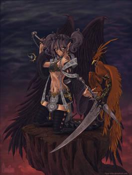 Dark Elf Princess