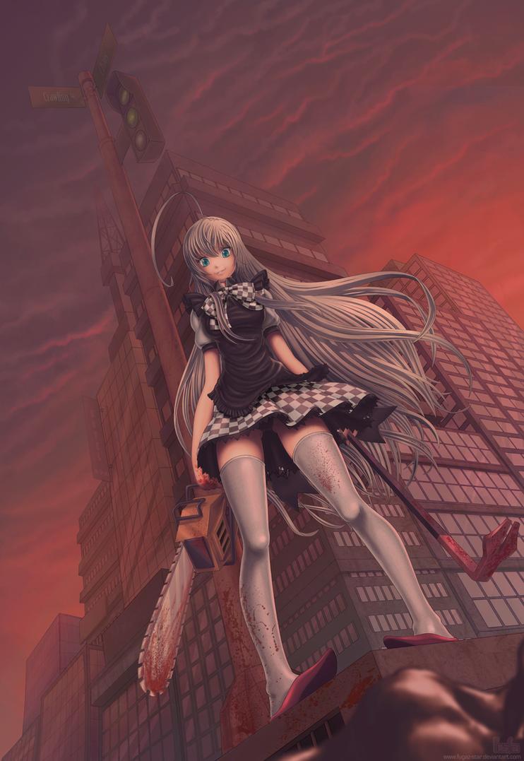 Crawling Chaos by Fugaz-Star