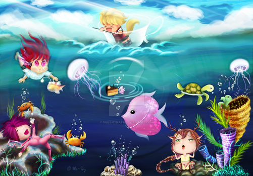Fun-tastic Ocean