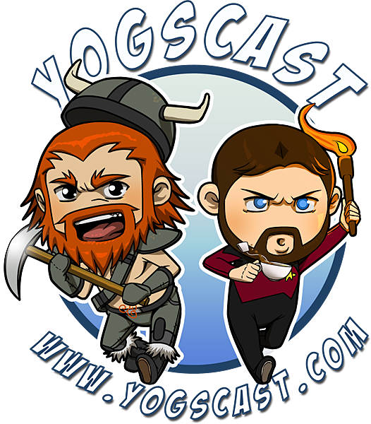 Yogscast: Honeydew and Xephos by mongrelmarie