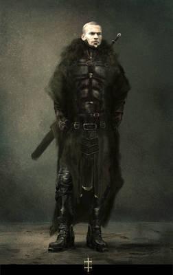 .:Leader Armor Concept:.