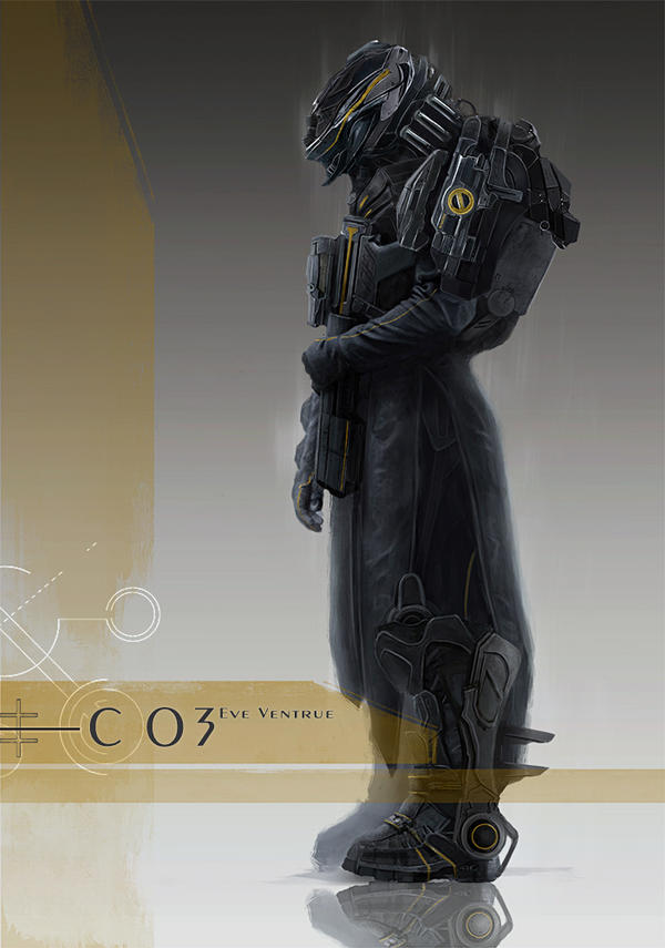C03 by EVentrue