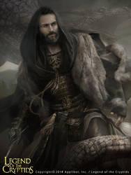 Blood Edge, legendary swordsman II by EVentrue