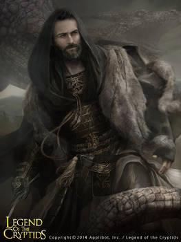 Blood Edge, legendary swordsman II