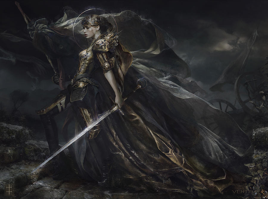 fantasy warrior princess
