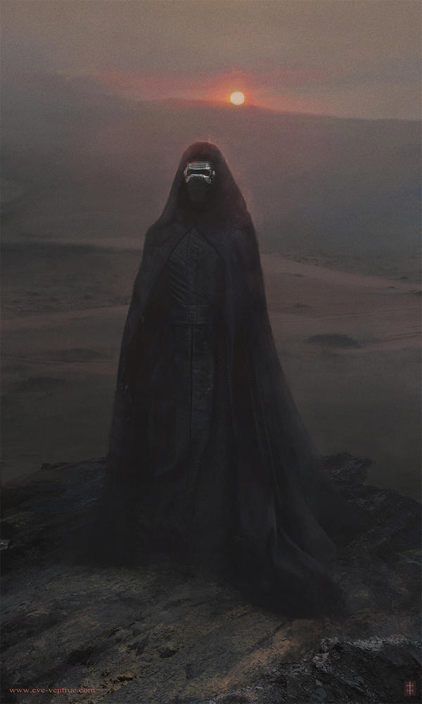 Kylo Ren by EVentrue