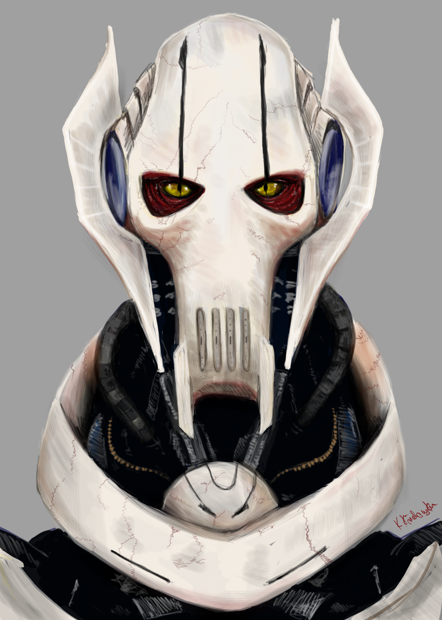 General Grievous By Circle00 On Deviantart