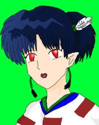 Kagura the Kaze Youkai