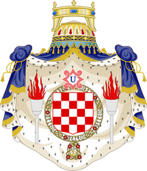 Royal Coat of Arms of the NDH