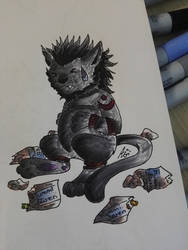 Roowdy (copic)