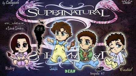 Supernatural - Chibis