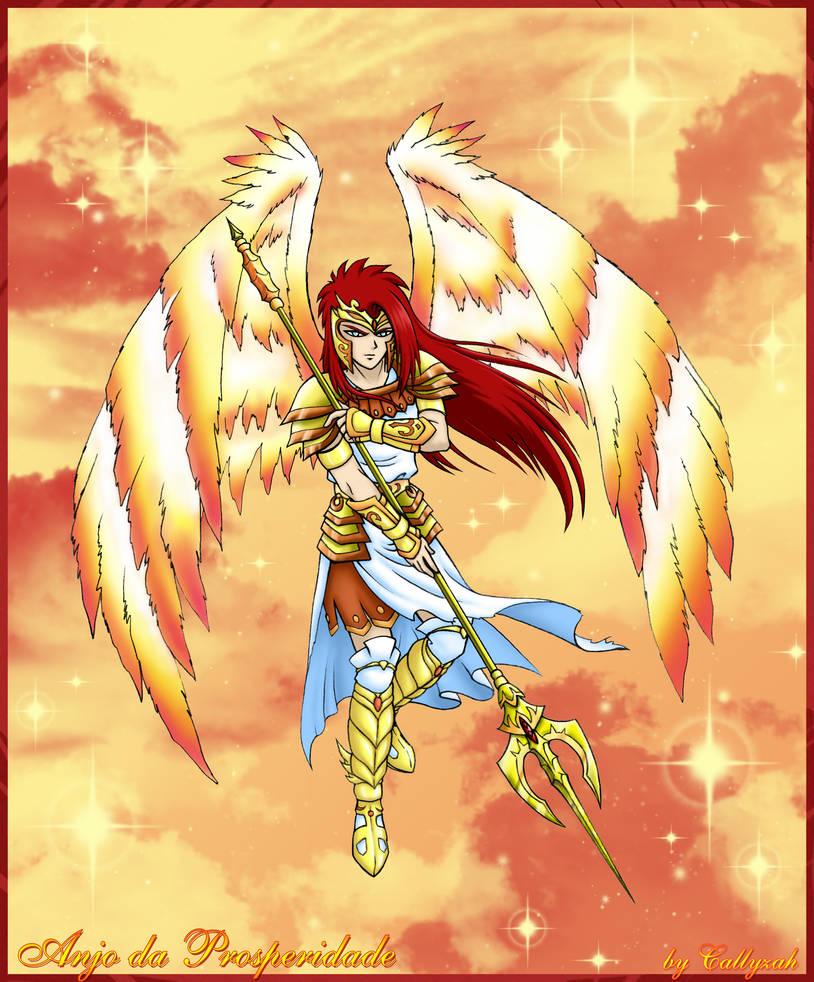Anjo da Prosperidade