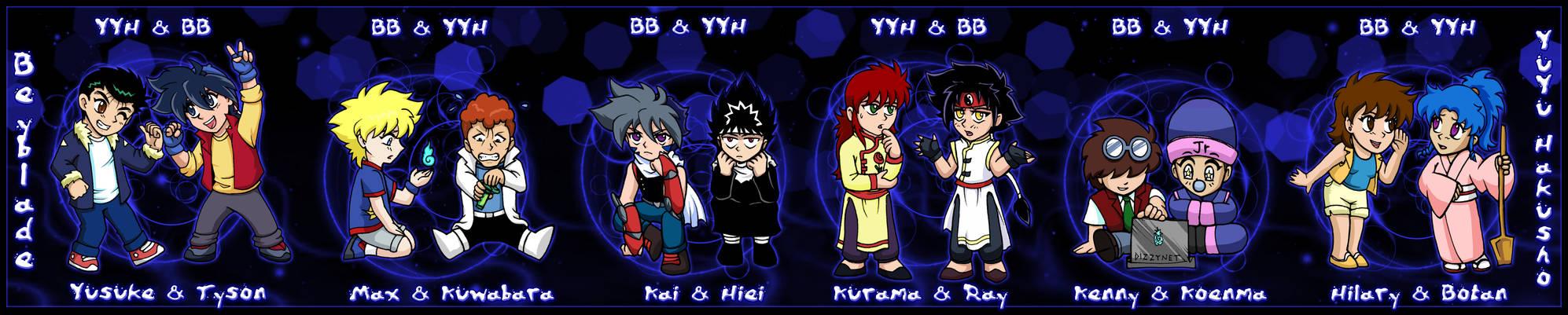 BB.:.YYH Chibi