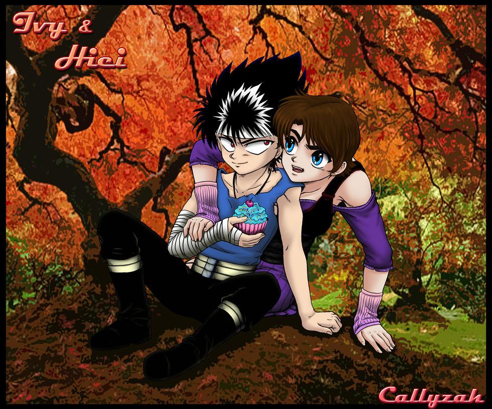 .:Ivy.:.Hiei:. by Callyzah