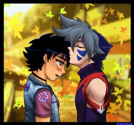 .:Alex.:.Kai:.(kiss)