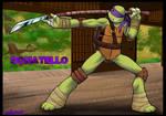 TMNT.:.Donatello