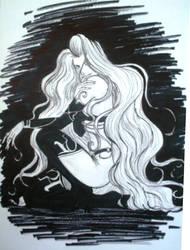 Lady Death by Guorba