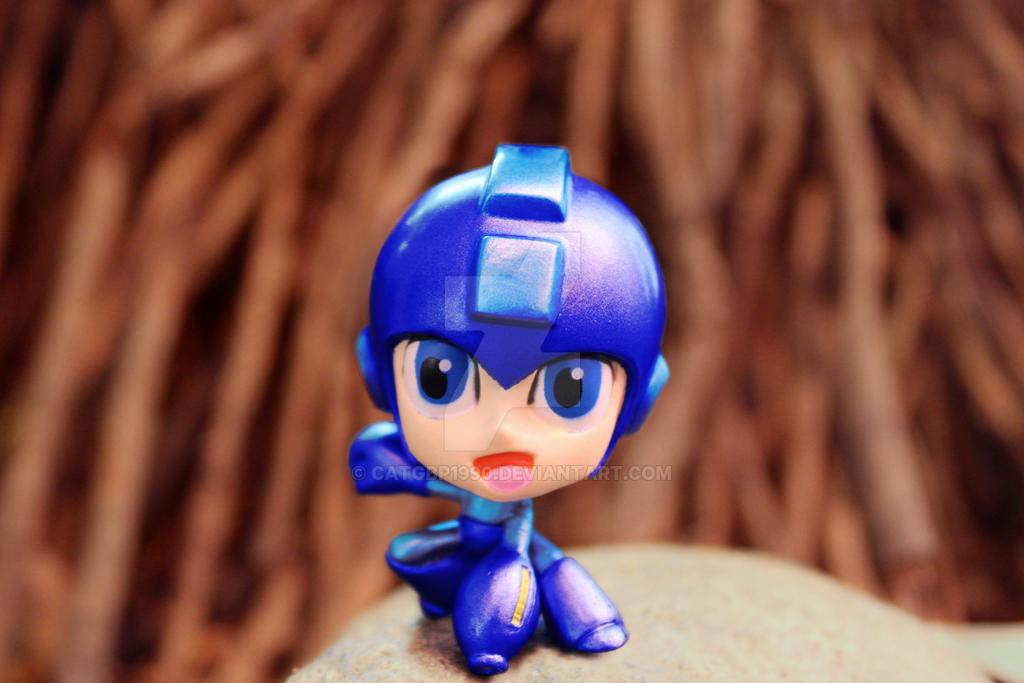 Megaman by CATGBP1990